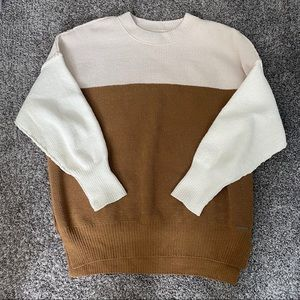 Abercrombie Chenille Pullover